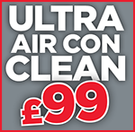 Ultra Air Con Clean £99
