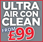 Ultra Air Con Clean from £99